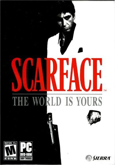 Scarface: The World is Yours SCARFACE